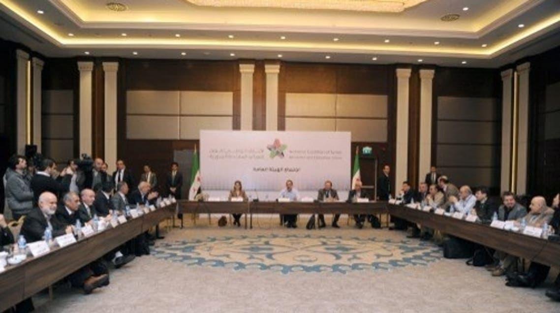 الائتلاف الوطني السوري المعارض يطلق مبادرة لتشكيل مجلس للسلم الأهلي