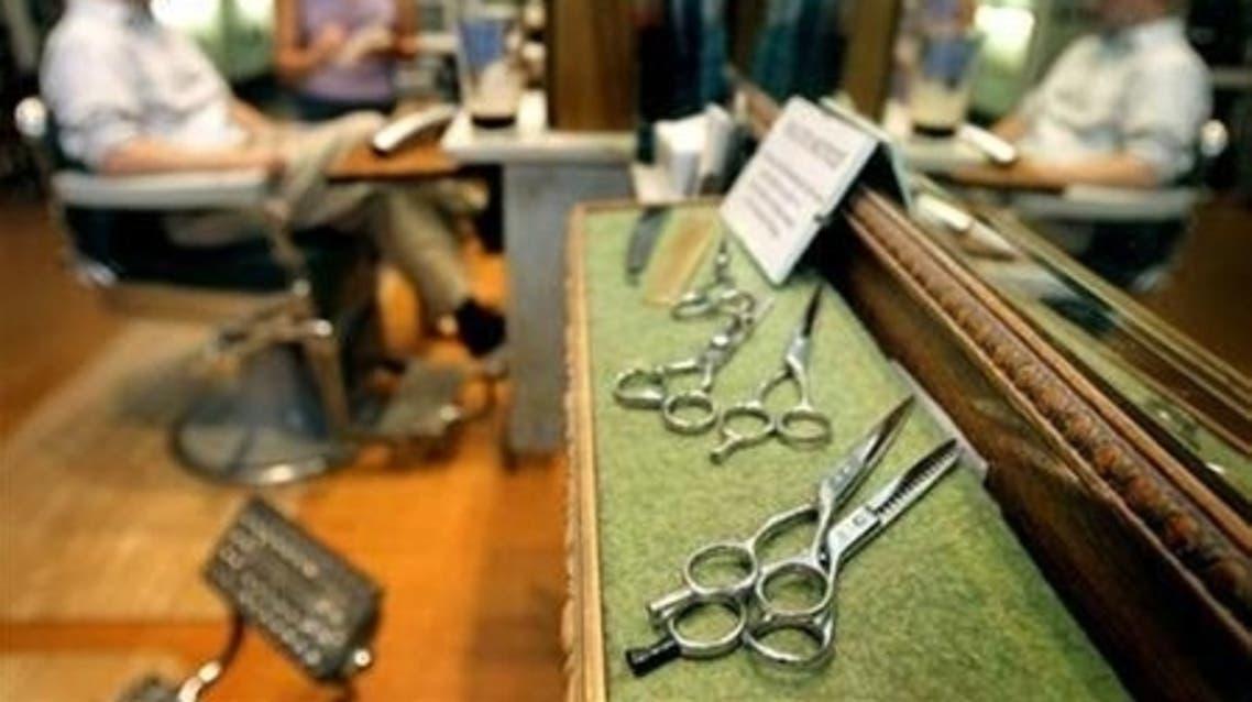 (Reuters) barber