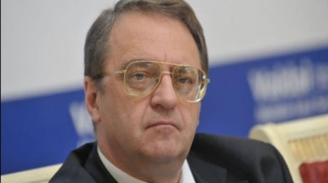 Mikhail Bogdanov AFP