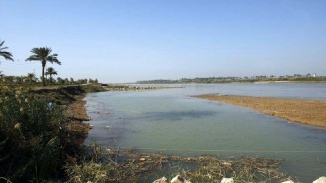 Euphrates river AFP