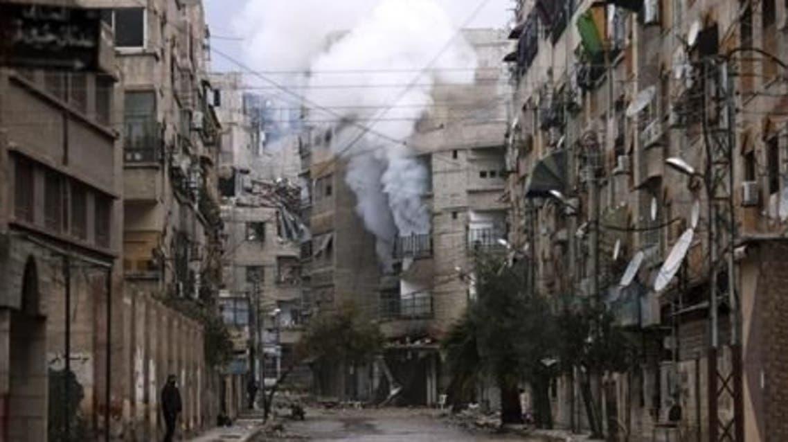 Damascus Reuters