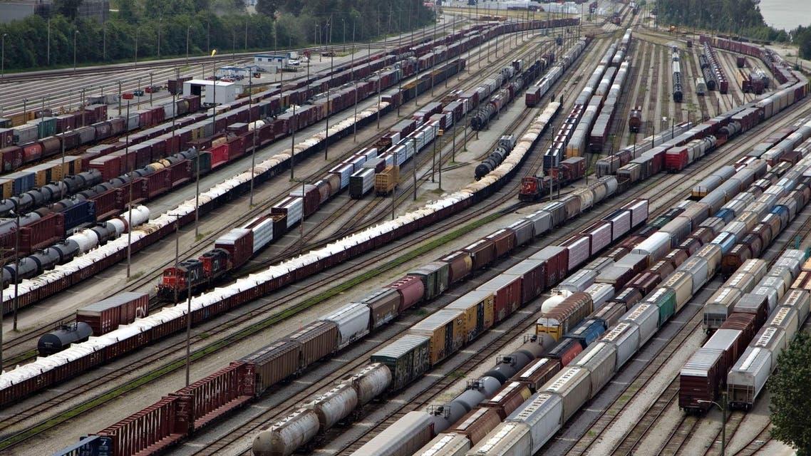 Toronto Railway Reuters