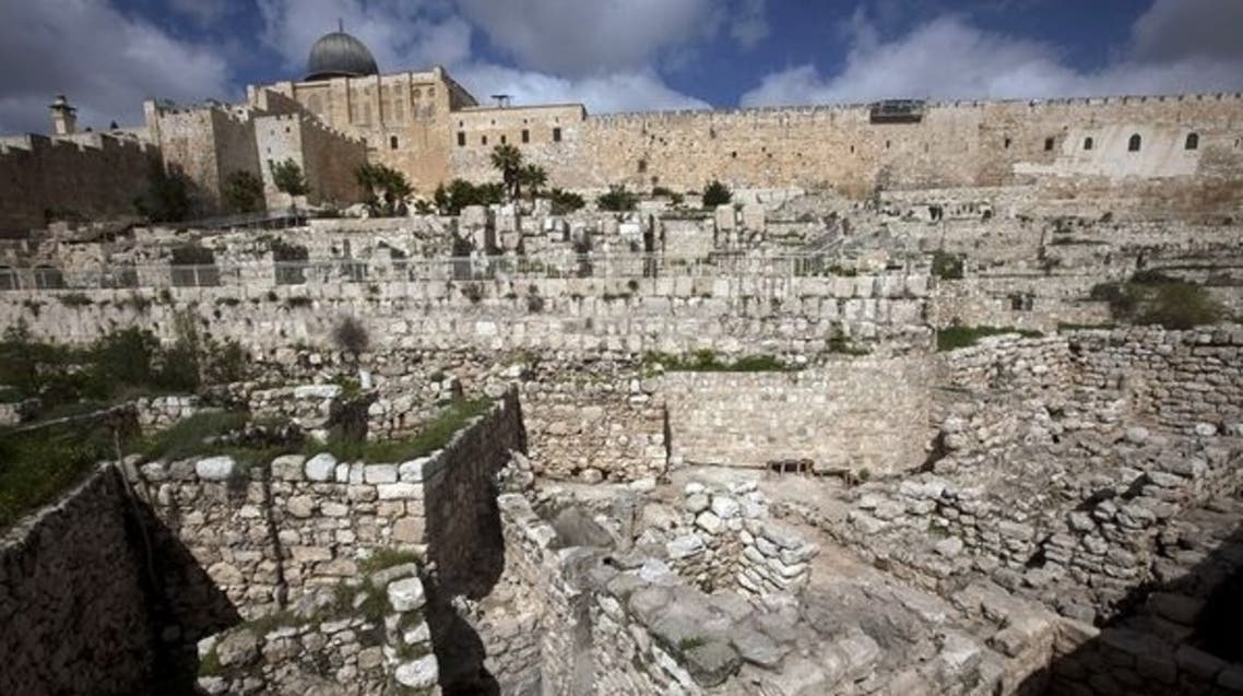 The Old City of Jerusalem AFP