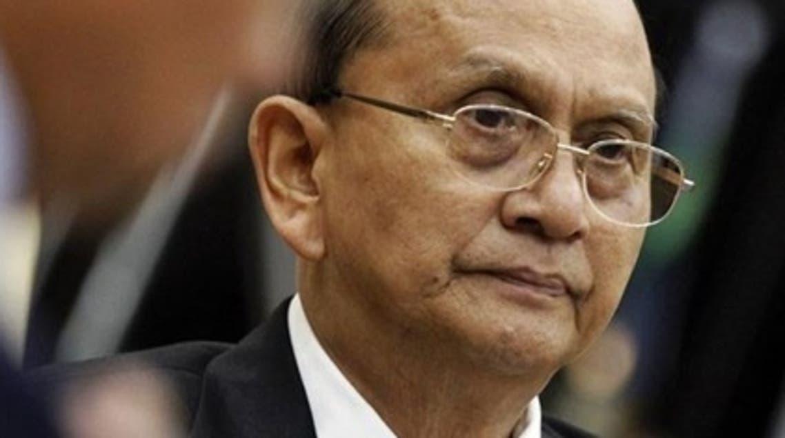 Thein Sein Reuters