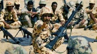 عناصر من القوات المسلحة المصرية (أرشيفية)
