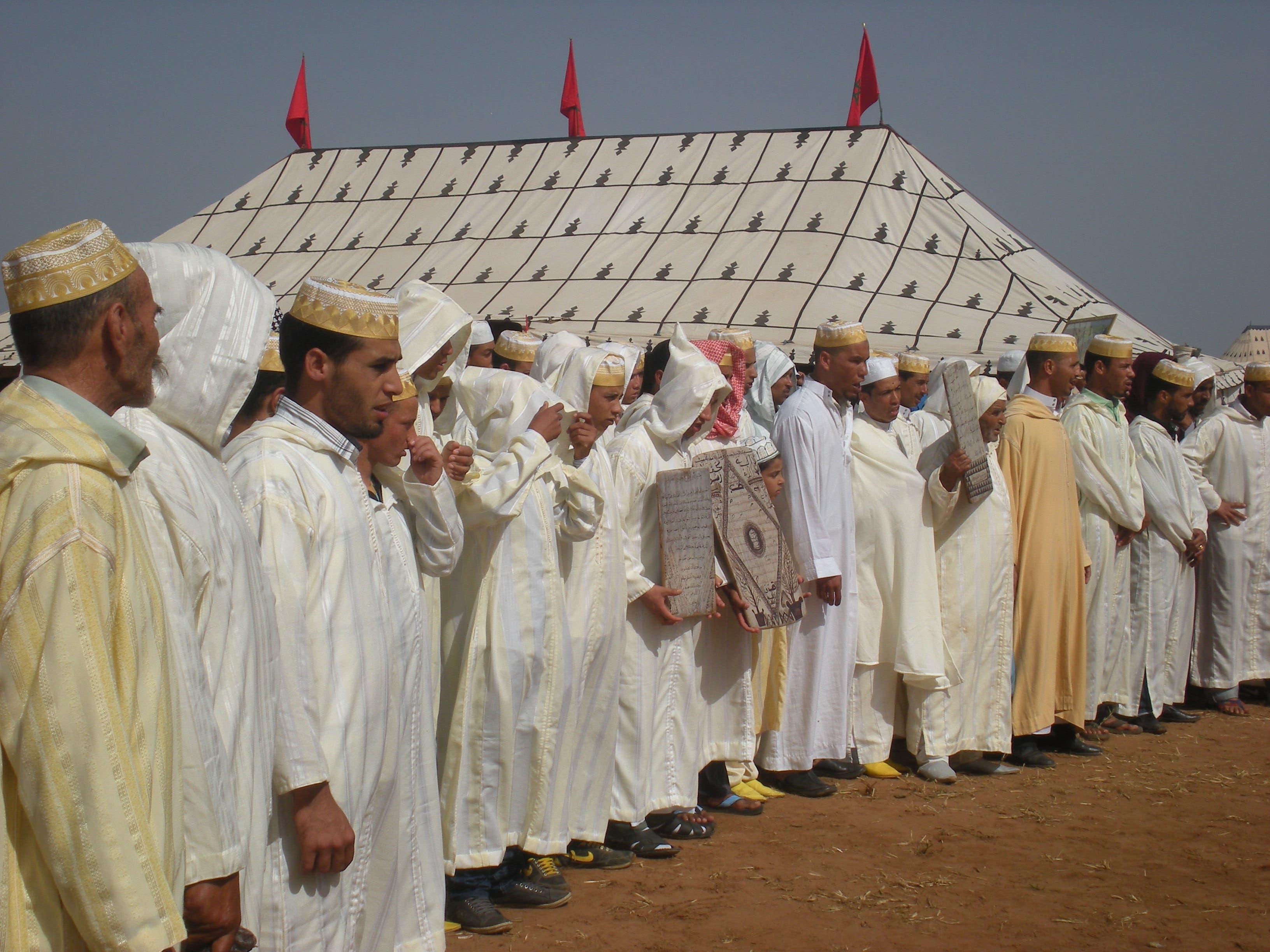 تخريجة الطالب طقس احتفالي مغربي في طريق الاندثار