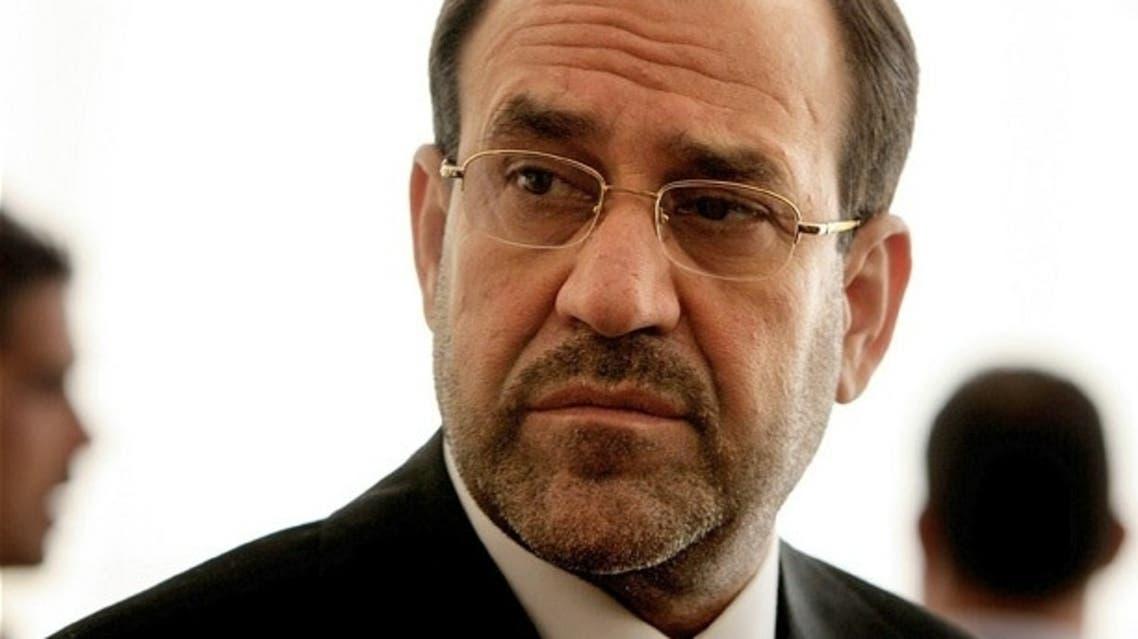 Nuri al-Maliki AFP