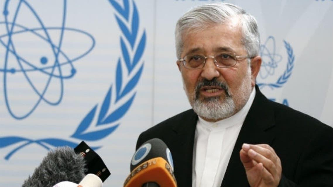 Iran's International Atomic Energy Agency ambassador Ali Asghar Soltanieh