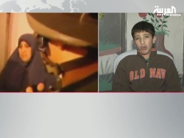 """طفل فلسطيني يترجى جنودا إسرائيليين: """"اعتقلوني بيوم آخر"""""""