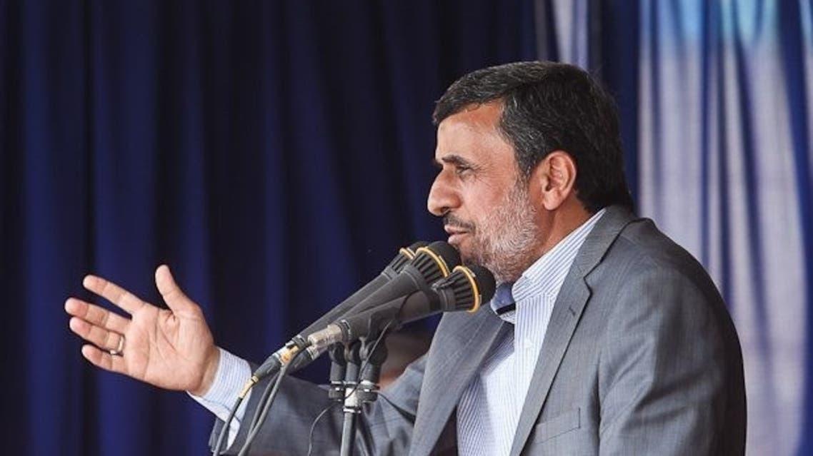 تکرار ادعاهای احمدی نژاد درباره هوگو چاوز و ارادت او به آیت الله خمینی
