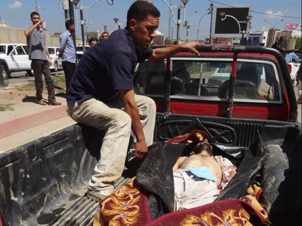 110 قتلى حصيلة الاشتباكات بين الأمن العراقي والمعتصمين