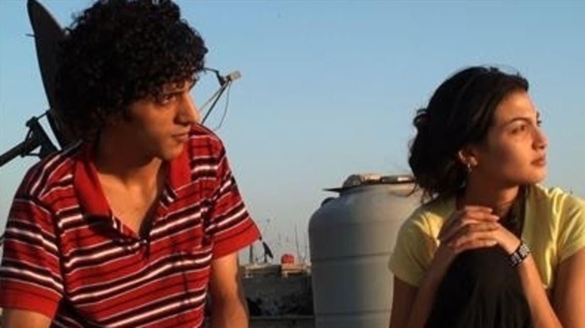مشهد من فيلم شباب اليرموك