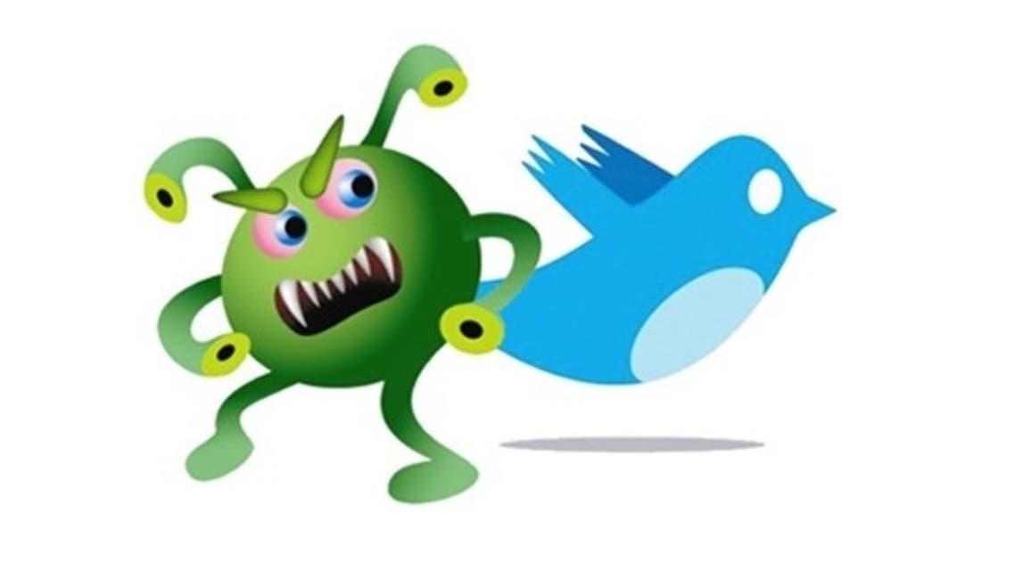 برمجية خبيثة تبدأ في الانتشار بين حسابات تويتر