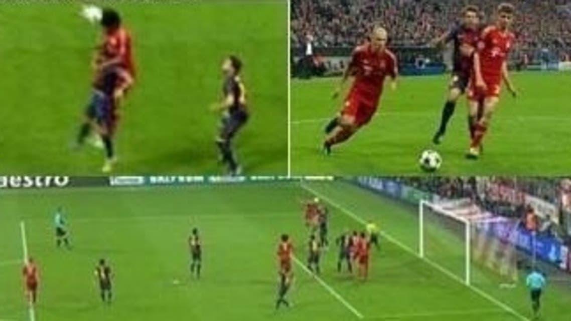 """خبير صحيفة """"ماركا"""" الاسبانية أكد أن ٣ من أهداف بايرن ميونيخ .. غير شرعية"""