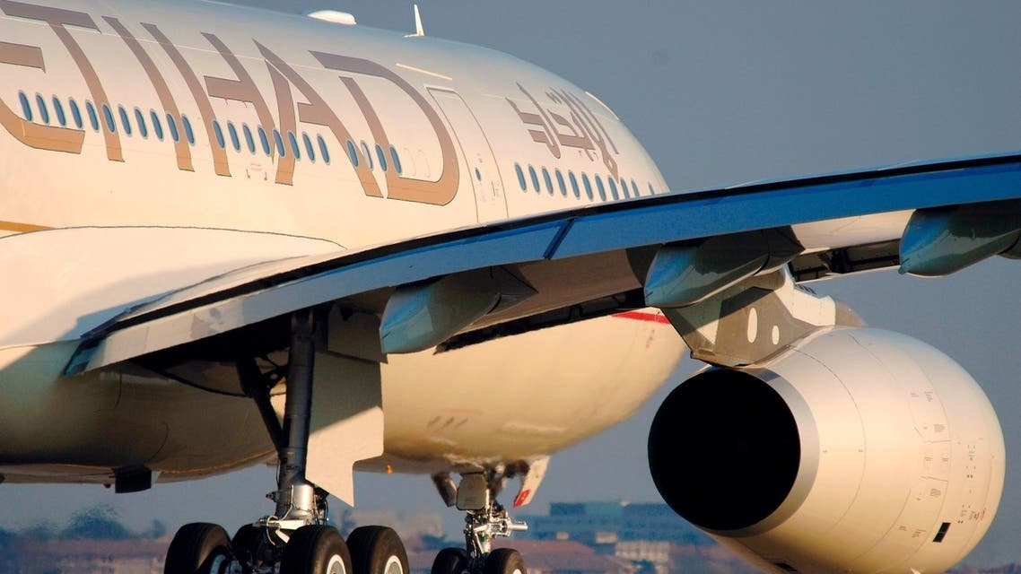 Abu Dhabi-based Etihad Airways is to buy a stake in Jet for roughly $379m. (Image courtesy uaeinteract.com)