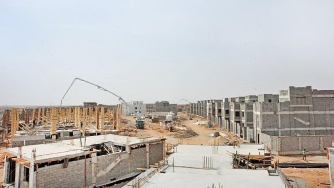 مشروع ايوان السكني