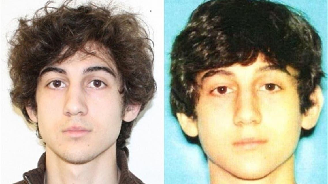 Dzhokhar Tsarnaev AFP
