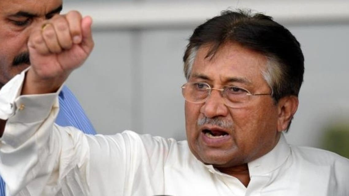 A Pakistani court on Wednesday refused to extend bail for former military ruler Pervez Musharraf (AFP)