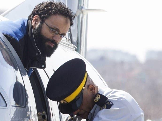 كندا: متهم بتخطيط هجوم على قطار يرفض القانون الوضعي