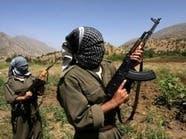 """مقتل 3 من """"العمال الكردستاني"""" شمال العراق"""
