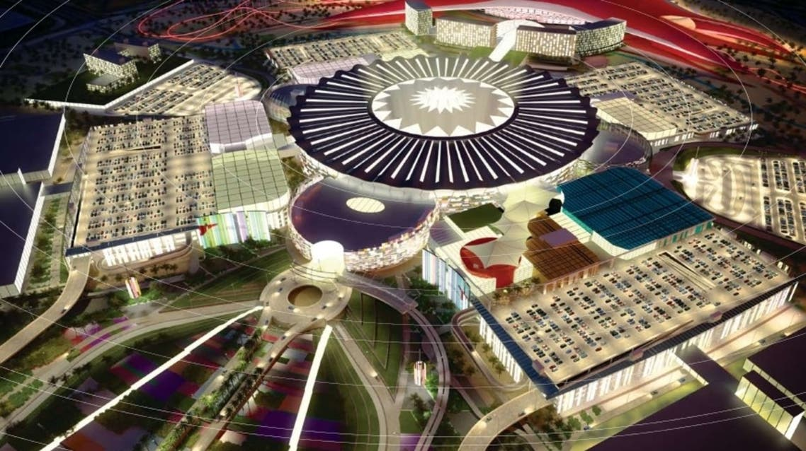 Yas Mall is one of several shopping centres currently under construction in Abu Dhabi. (Image courtesy Aldar)