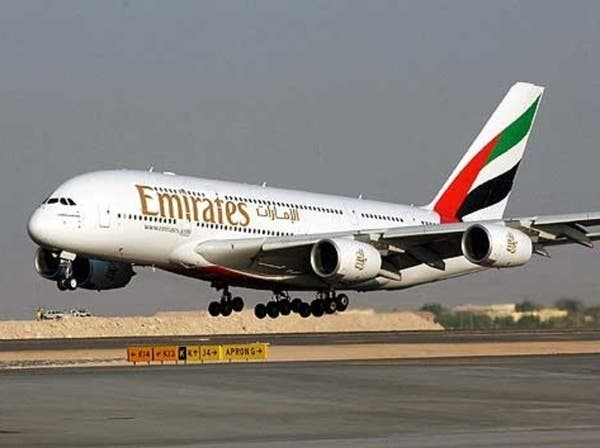 """الإماراتية تعتمد """"إيه 380"""" لرحلات مطار دالاس بأكتوبر"""