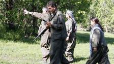 Kurdish rebels halt withdrawal from Turkey