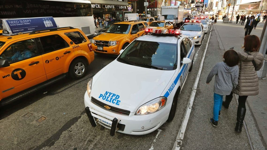 New York Police Reuters