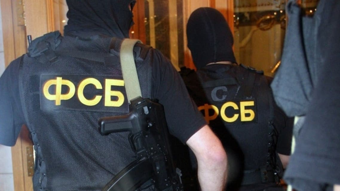 Federal Security Service officers (RIA Novosti/Andrey Stenin) RUSSIA