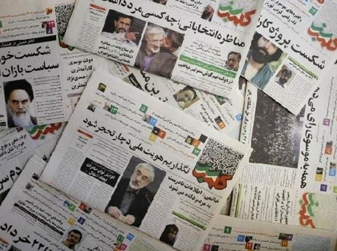 مخابرات إيران تضع خطوطاً حمراء للإعلام قبل الانتخابات