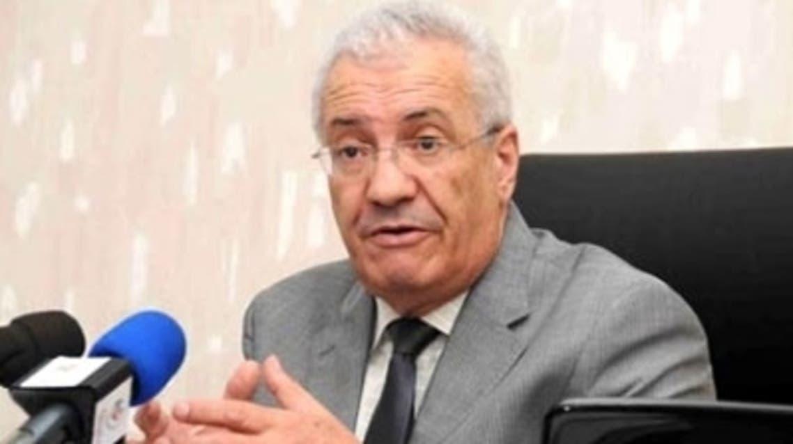 وزير الاتصال الجزائري محمد السعيد