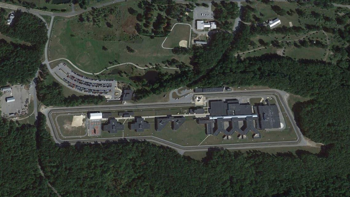 The Federal Medical Center (FMC) Devens in Fort Devens, Massachusetts, is seen in this September 20, 2010 satellite image courtesy of Google Earth.