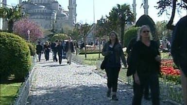 5 مليارات دولارعائدات السياحة التركية