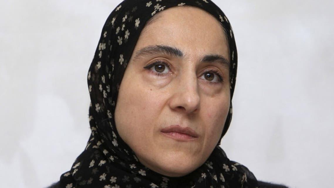 Zubeidat Tsarnaeva, mother of Tamerlan and Dzhokhar Tsarnaev - the two men suspected of carrying out the Boston Marathon bombings - says she has never been linked to crime or terrorism. (Reuters)