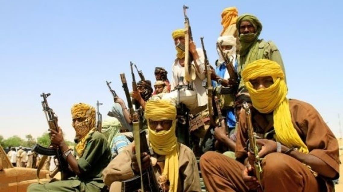 Sudanese Rebels AFP