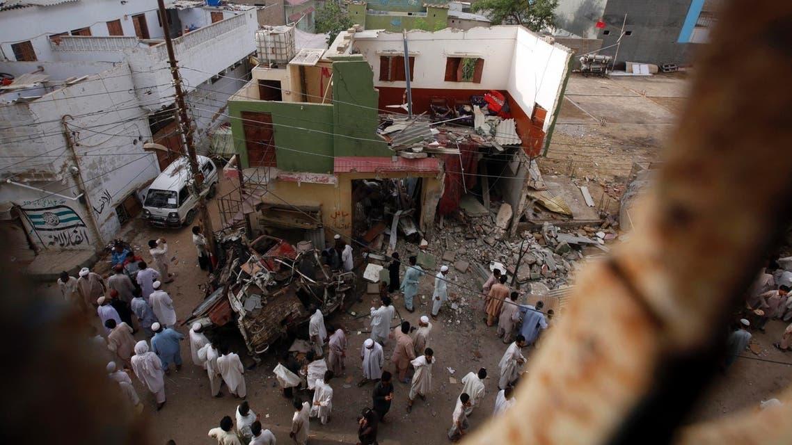 Karachi Reuters