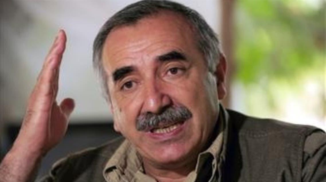 Murat Karayilan AFP