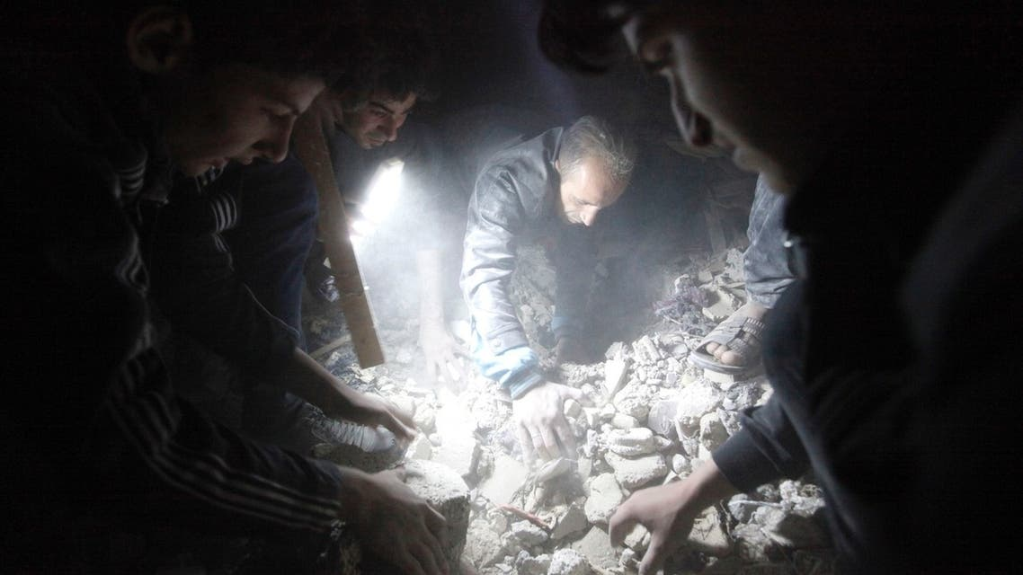 Syria Raqqa (Reuters)