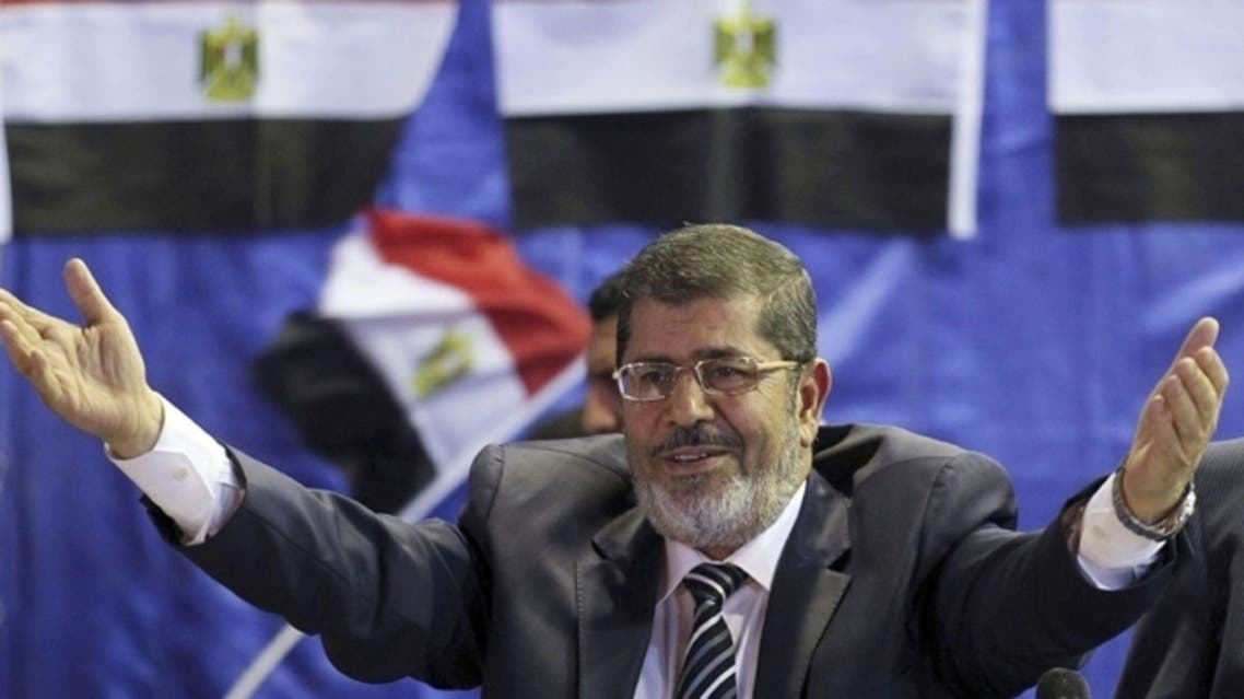 Mohamed Mursi REUTERS
