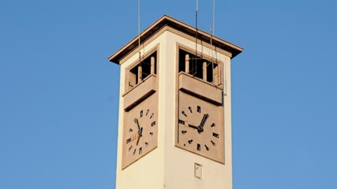 ساعة الولاية في الدار البيضاء