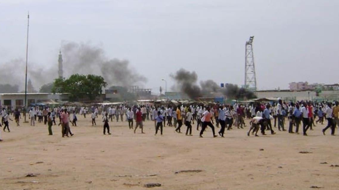 SUDAN DARFUR AFP