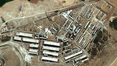 معارك طاحنة للسيطرة على مصنع كيماوي في سوريا