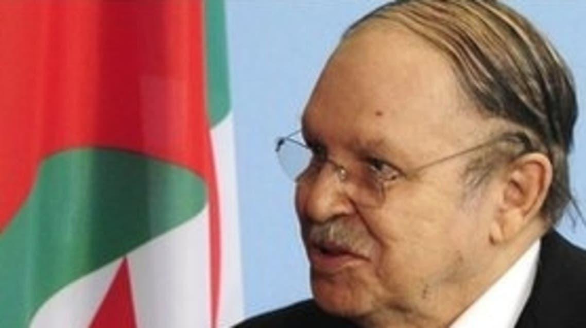 Bouteflika algeria AFP