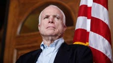 McCain: Russian air strikes targeted CIA-backed rebels in Syria