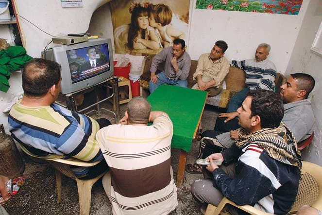 Iraq suspends 10 satellite TV channels for promoting