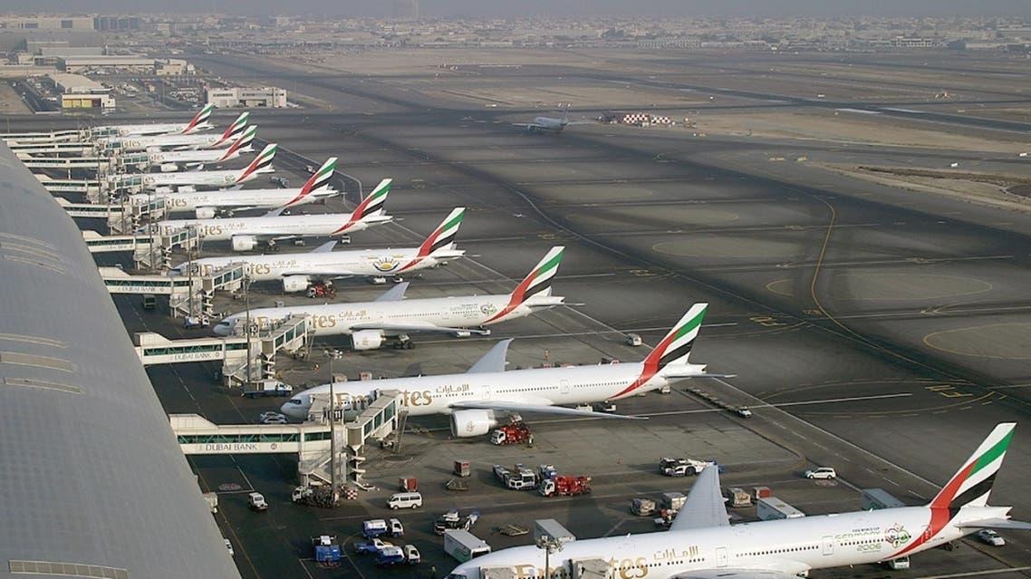 Dubai International Airport handled 5.85 million passengers in March. (Image via Wikipedia)