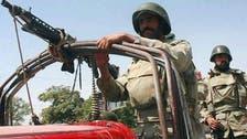 افغانستان سے جنگجوؤں کے حملے میں پانچ پاکستانی فوجی شہید
