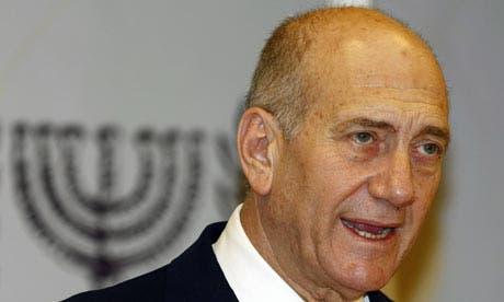 أولمرت لم يتورع عن ارتكاب فظائع ضد المدنيين في لبنان وغزة