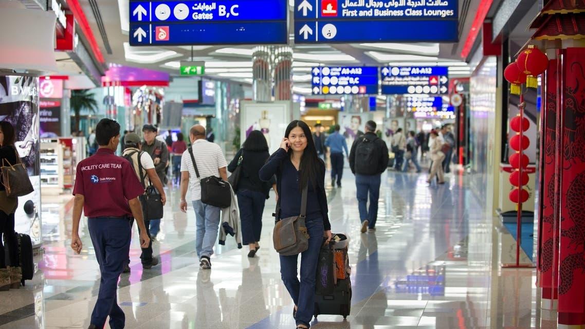 مطار دبي الجديد
