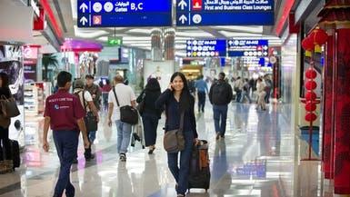 مطار دبي يتفوق على هيثرو بـ2.5 مليون راكب في 2014